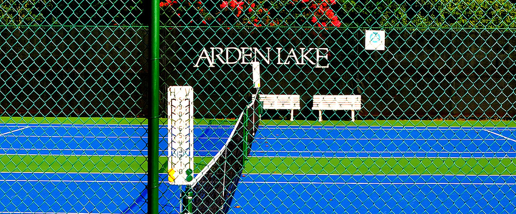 Arden Lake Tennis Courts
